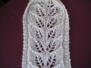 Knit-Along: Sampler Scarf from It's A Stitch--part 5 1