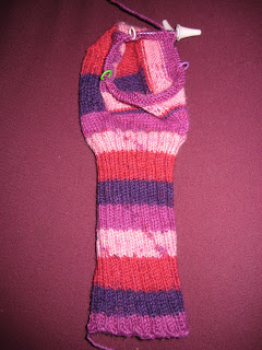 Knit Along:  Socks from Crafty Hands - Day 6 1