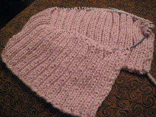 Knit Along: Shawl Collar Vest from Lamb Shoppe - Day 1 3