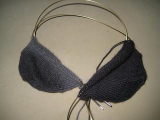 Knit-Along:  Sock Wizard Socks from The Modern Ewe - Day 2 1
