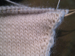Knit-Along:  Sock Wizard Socks from The Modern Ewe - Day 4 1