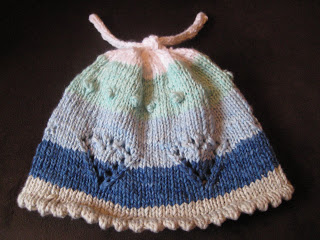 Knit Along: Sweetie Pie Baby Hat from String Theory Yarn Co. - DONE! 6
