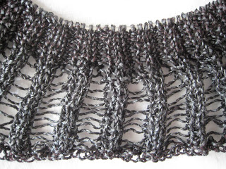 Knit Along:  Elizabethan Collar from Kirkwood Knittery - Day 4 1