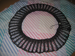 Knit Along:  Elizabethan Collar from Kirkwood Knittery - DONE! 1