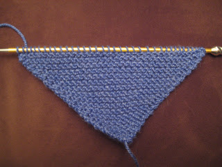 Knit Along: Super Scarf from Broad Ripple Knits - Day 1 5