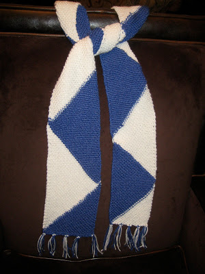 Knit Along:  Super Scarf from Broad Ripple Knits - DONE! 3