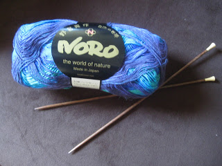 Knit Along:  Noro Legwarmers from Yarn Company - Day 1 1
