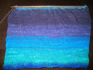 Knit Along: Noro Legwarmers from Yarn Company - Day 2 3