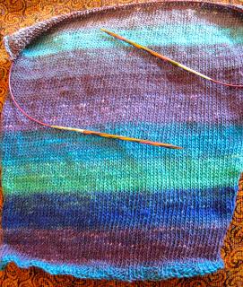 Knit Along: Noro Legwarmers from Yarn Company - Day 6 3