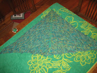 Knit Along: Schmetterling Shawl from Mia Bella - DONE! 10