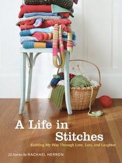 March Authors Who Knit:  Rachael Herron 6