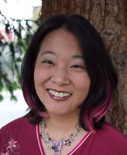 April Authors Who Knit:  Camy Tang 5