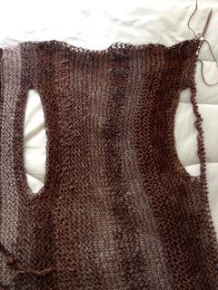Multi Textured Vest from Fiberwood Studio - Day 5 8