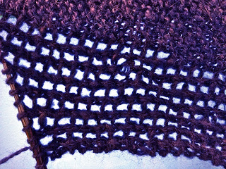 AUTUMN SCARF - Day 5 6