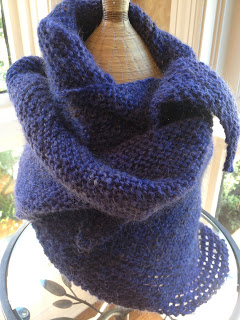 Autumn Scarf - DONE! 8