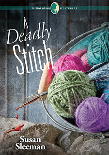 January Authors Who Knit: Susan Sleeman 6