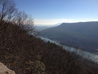 CHATTANOOGA TN:  Day One--Signal Mountain 44