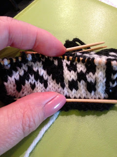 """""""Selbucozy"""" bottle cozy from The Sow's Ear - Day 1 8"""