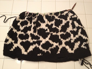 Lucy Neatby's Udderly Divine Bag from Orange Kitten Yarns - Day 4 3
