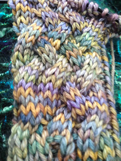 Hiawassee Handwarmers from The Needle Nook - Day 3 5