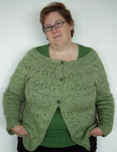 October Authors Who Knit:  Elizabeth Boyle 1