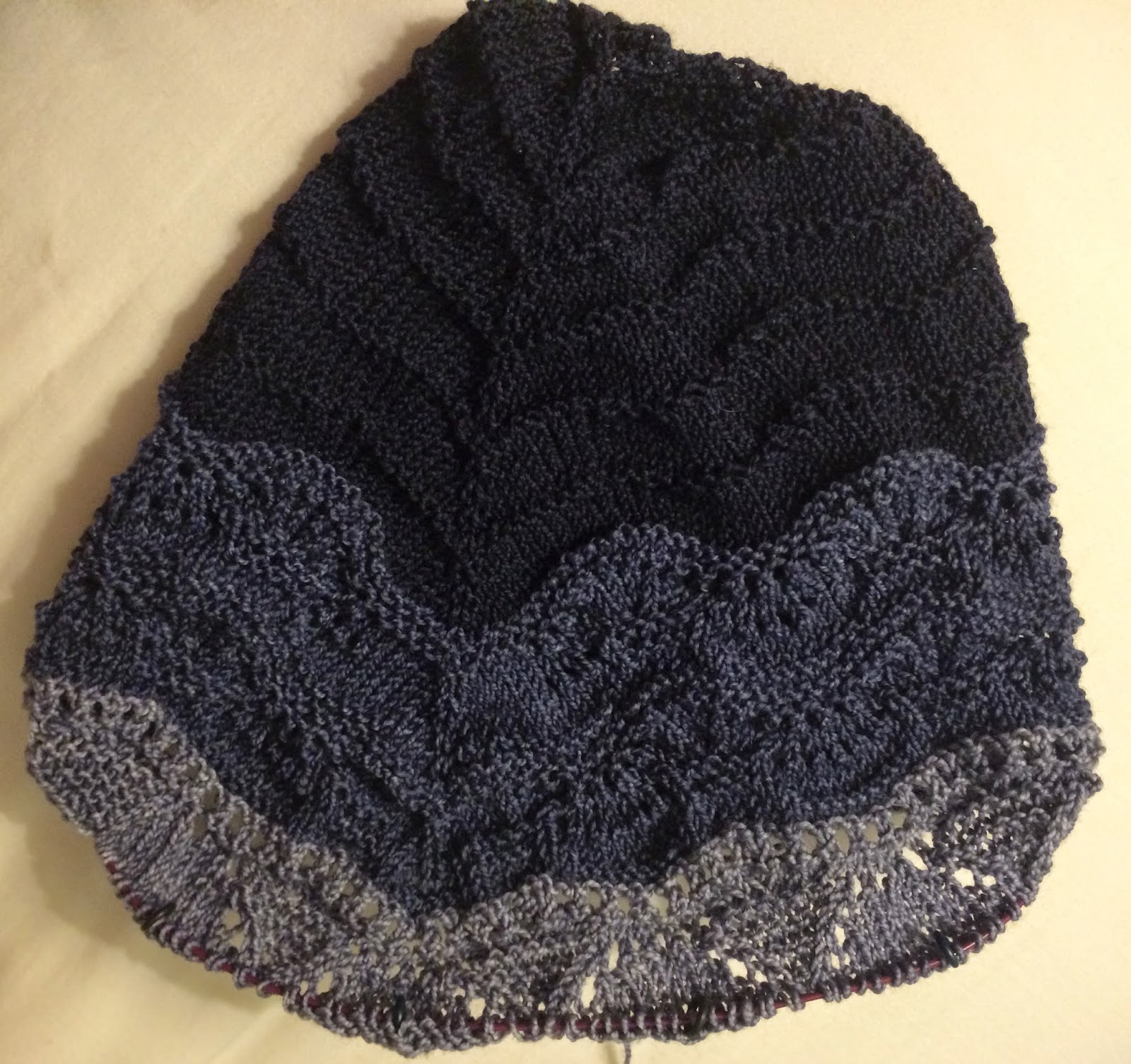Brush Creek Cowlette from The Knitting Nest - Day 4 7