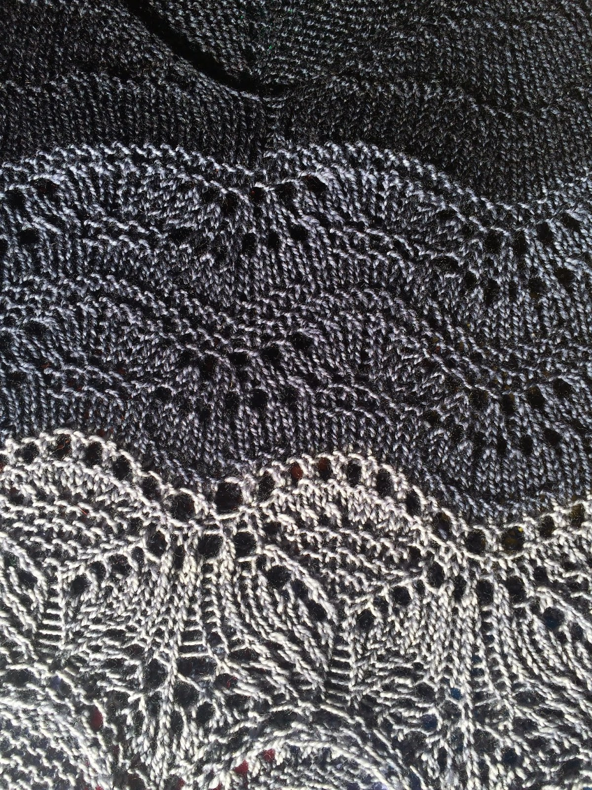 Brush Creek Cowlette from The Knitting Nest - Done! 1