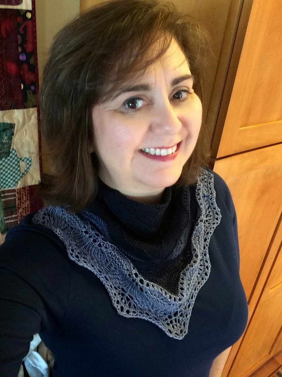 Brush Creek Cowlette from The Knitting Nest - Done! 4