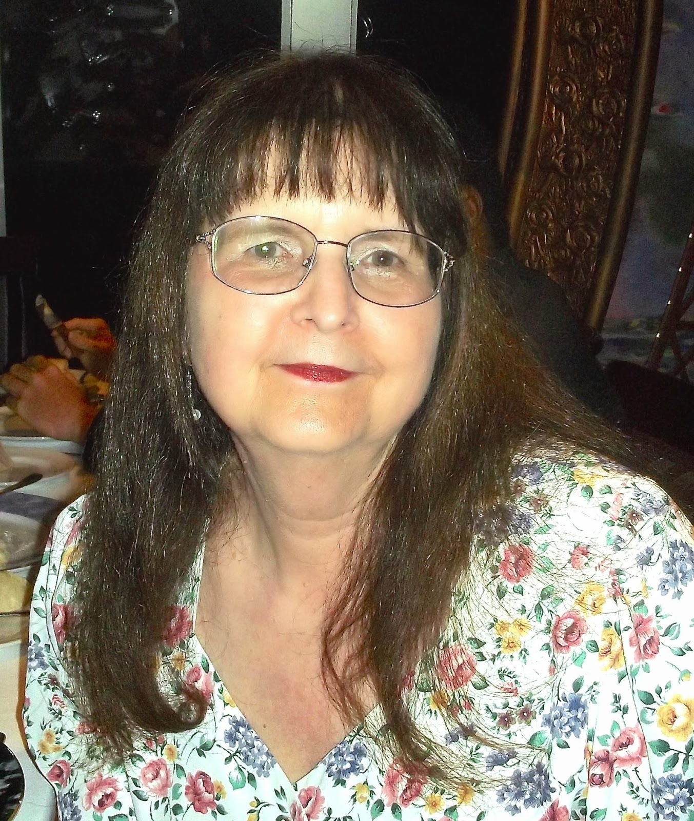 February READERS WHO KNIT:  Meet Sherry Letchford 1