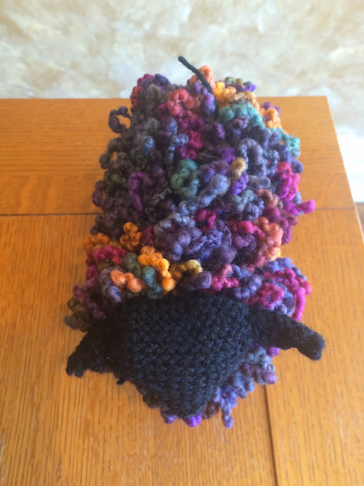 Zoom Loom Shelby Sheep Kit from The Woolery - Done! 8