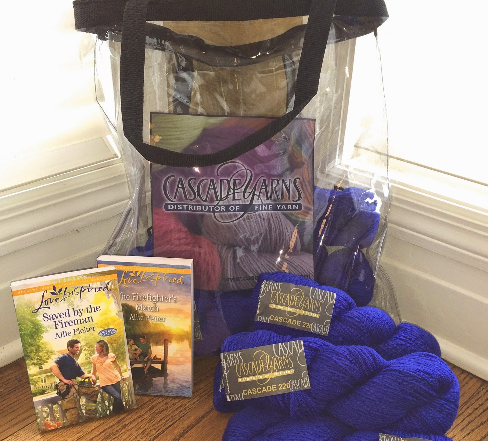 APRIL READERS WHO KNIT SWEEPSTAKES! 2