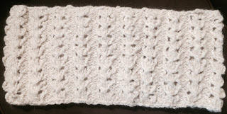 Lace Cowl from Rainbow Yarn & Fibres - Day 5 3