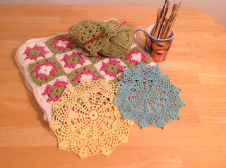 November Reader Who Crochets: Anaida Morales 9