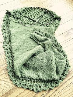 Brassica Shawl from Mosaic Yarn Studio--Day 3 11