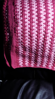 March Reader Who Crochets: Leslie McKee 14
