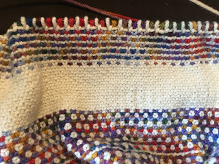 Linen Stitch Bag from Unraveled - Day 3 6