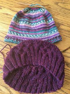 """""""Hatapalooza"""" hats from Great Yarns - Day 4 9"""
