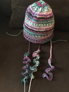"""""""Hatapalooza"""" hats from Great Yarns - Day 5 9"""