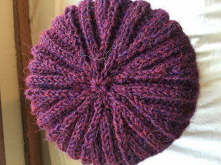 """Hatapalooza"" hats from Great Yarns - Day 6 8"