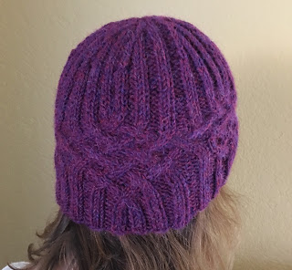 """Hatapalooza"" hats from Great Yarns - Day 6 9"