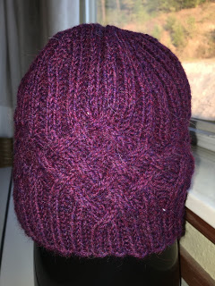 """Hatapalooza"" hats from Great Yarns - Day 6 7"