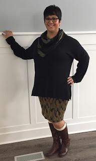 January Reader Who Knits:  Liz Barringer-Smith 11