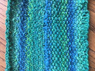 Great Prismatic Cowl from Spinnin' Yarns--Day 5 5