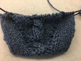 Fili Top Down Convertible Mitts from Unraveled Sheep -- Day 2 5