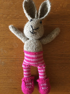 Little Cotton Rabbit from Willow Hill Yarn Company — Day 5 7