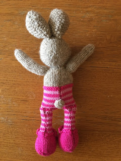 Little Cotton Rabbit from Willow Hill Yarn Company — Day 5 8