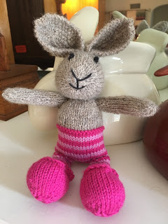 Little Cotton Rabbit from Willow Hill Yarn Company — Day 5 9