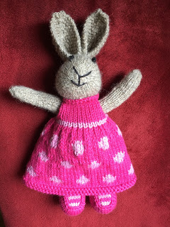 Little Cotton Rabbit from Willow Hill Yarn Company — Done! 7