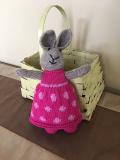 Little Cotton Rabbit from Willow Hill Yarn Company — Done! 8