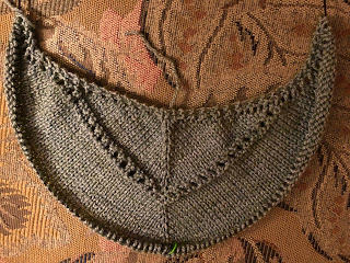 Age of Brass & Steam Kerchief from The Wool Cabin—Day 2 1